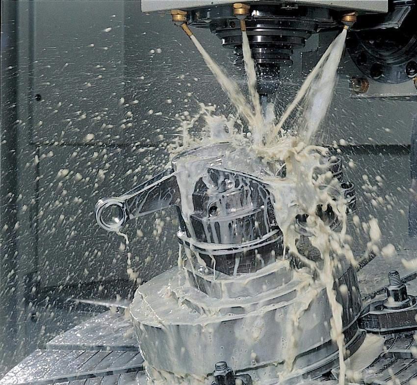 切削液废水处理方法