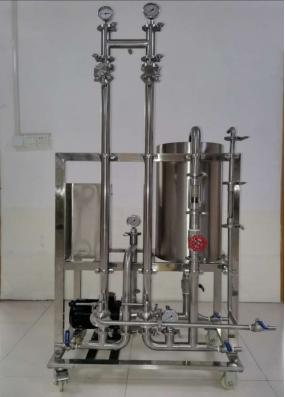 切削液废液后置处理系统